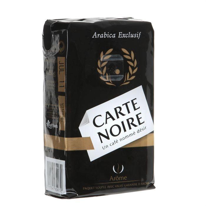 Pure Cafe Carte