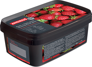 Strawberry puree by Andros (2.2lb/1kg)