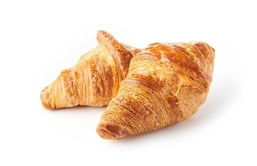 Ready to bake French mini Croissant  (55 Units)