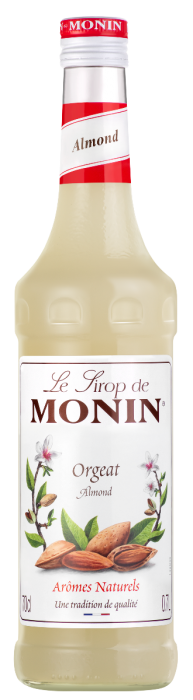 Almond Syrup (orgeat) - Monin - French