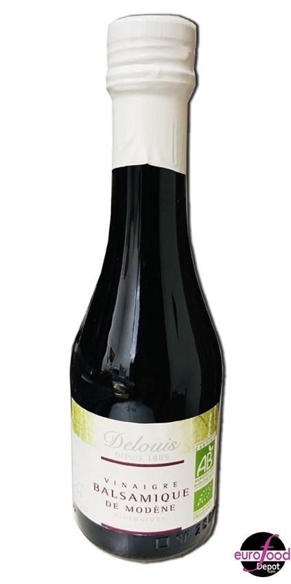Delouis Organic Modena balsamic vinegar