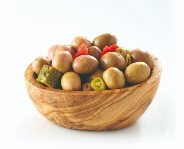 """Barral hot spicy olives """"à la provençale"""" (7.05oz/200g)"""