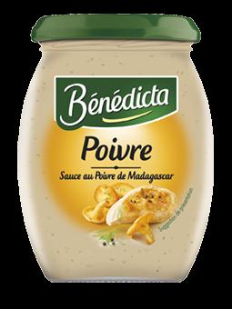 Benedicta peppercorn Sauce - Sauce poivre