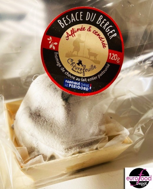 Besace du berger goat cheese (4.23oz/120g)