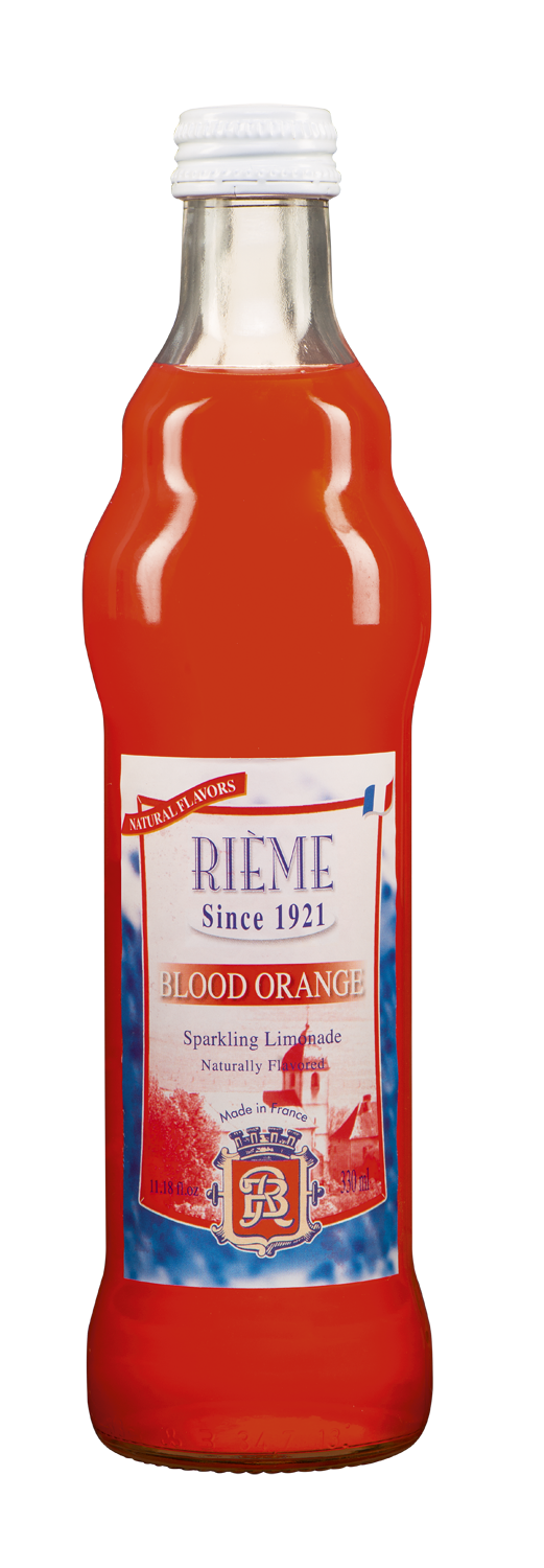 Rieme Artisanal Sparkling Limonade Blood Orange  330 ml - 11.18 fl oz