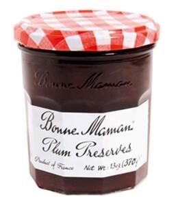 Bonne Maman Plum Preserves Jam