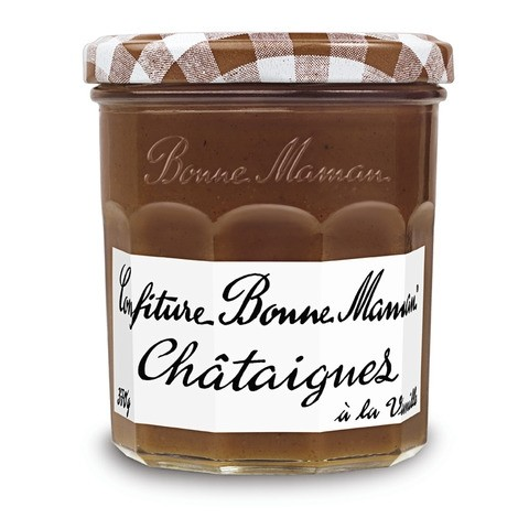 Chestnut Jam, Bonne Maman From France