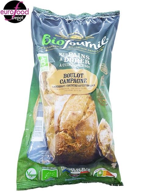 Biofournil Organic, Vegan, Country style Bread (460g)