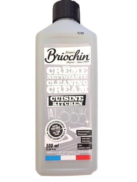 Briochin Artisanal Cleaning Cream Kitchen 500 ml (16,9 fl.oz)