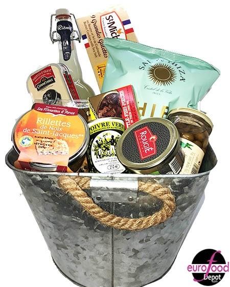 Sailor's Gift Basket