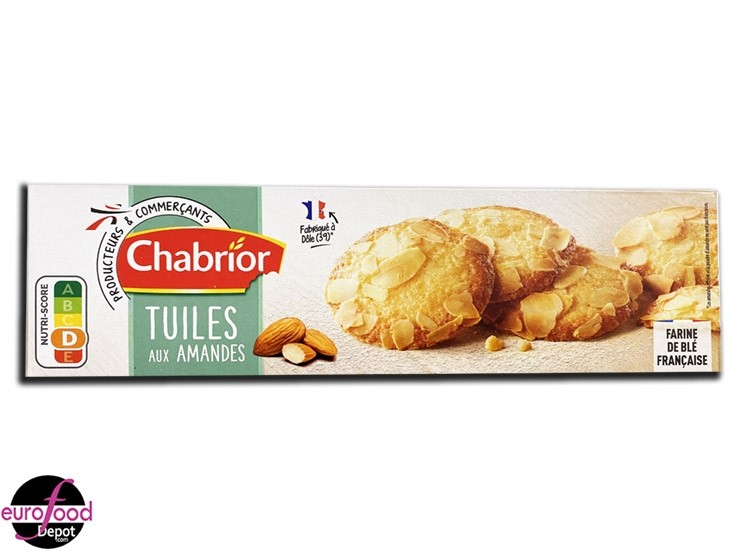 Chabrior Almond tuiles