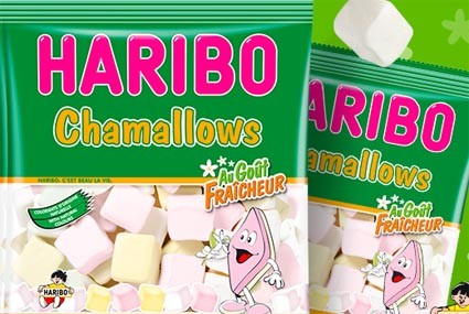 Haribo Chamallows (3.52oz/100g)