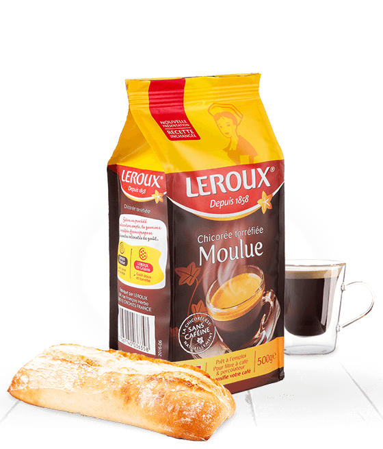 Chicoree moulue Leroux (500g)