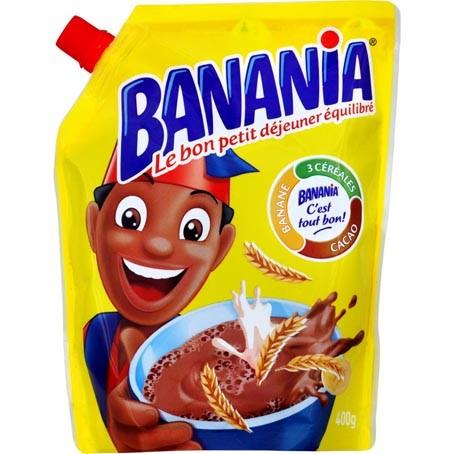 Banania Chocolate Powder Breakfast Mix