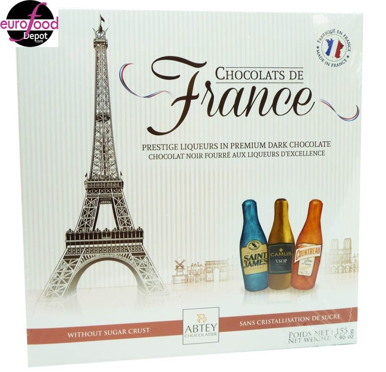 Chocolats de France by Abtey (5.46oz/155g)