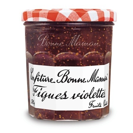 Purple fig Jam, Bonne Maman From France