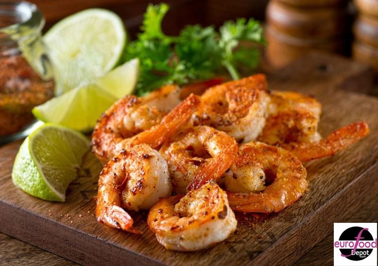 Premium Argentinean Red Shrimp 2lb (around 20 pieces)