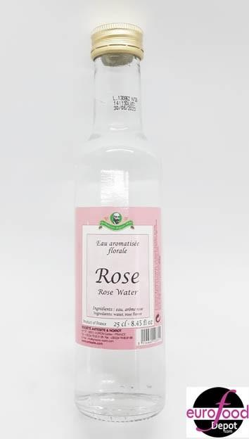 Noirot Culinary Rose Flower Water   (8.45fl.oz/250cl)