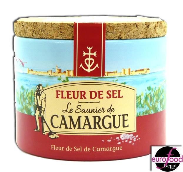 Le Saunier de Camargue 'Fleur De Sel' Sea Salt (4.4 oz/125g)