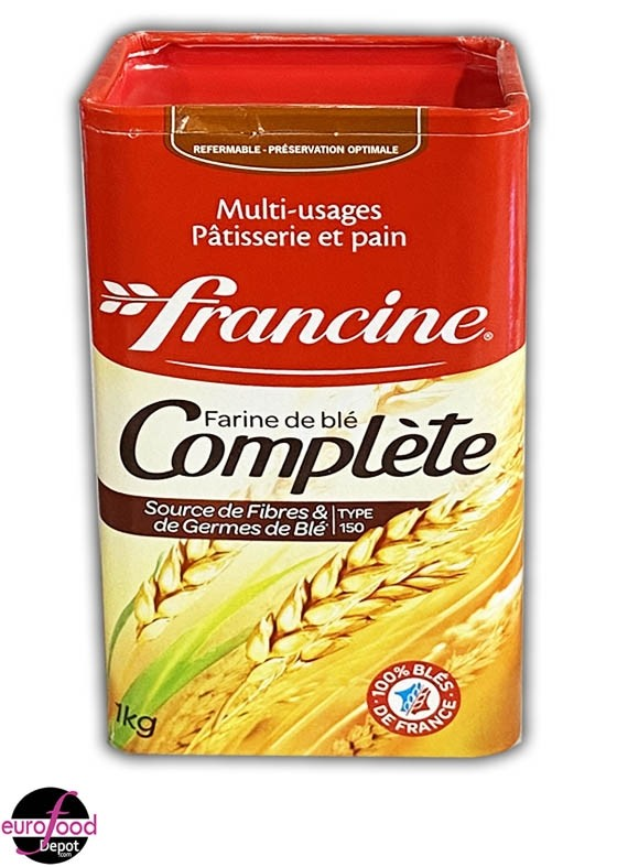 Francine T150 Wheat flour Supreme