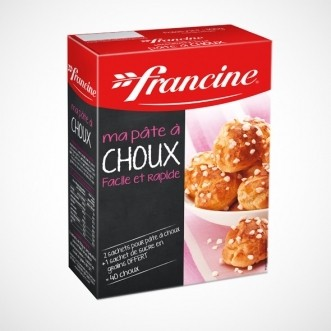 Francine · Choux mix · 340g (12 oz)