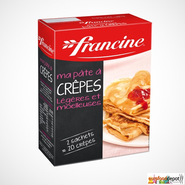 Crepes Francine - Easy to cook (14oz/390g)