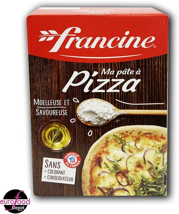 Francine · Pizza mix · (510g/17.98oz)