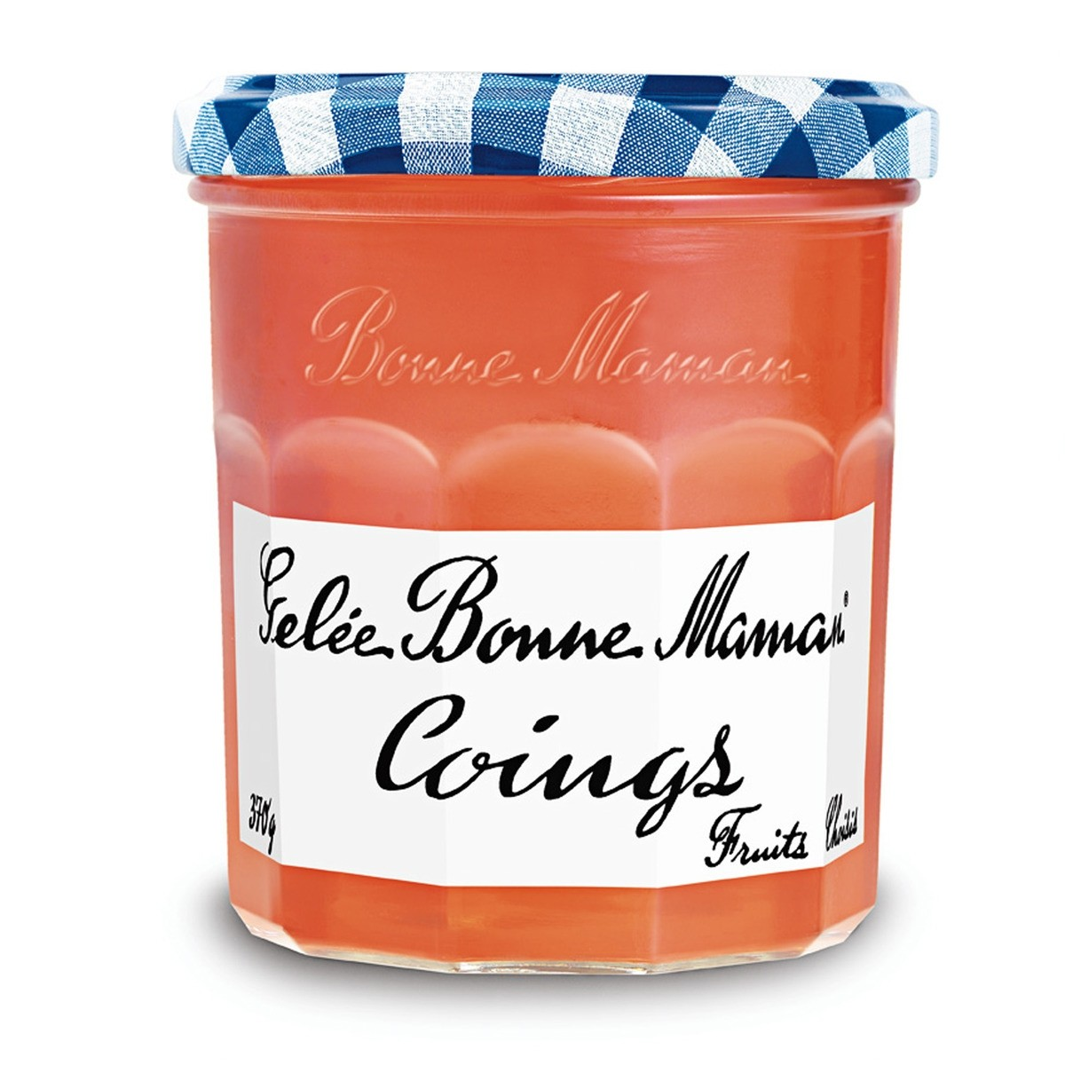 Quince Jelly Bonne Maman From France