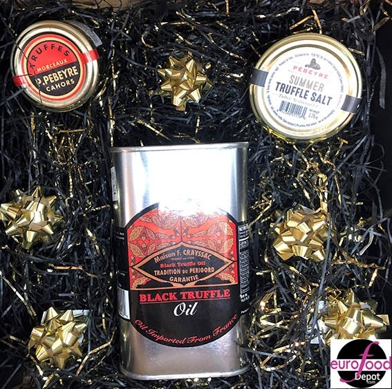Black Truffle Gift Box