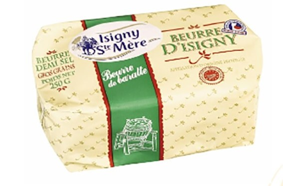 Isigny Salted Butter