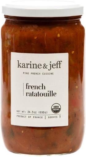 Organic Ratatouille Vegan by Karine and Jeff (690gr /24.3oz)