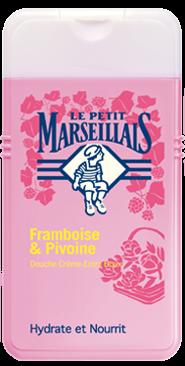 French Shower Cream Extra Gentle - Le Petit Marseillais - Verbena & Lemon (8.8oz/250ml)