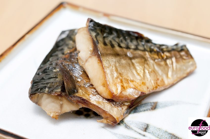 Mackerel Fillet from Spain (8 fillets per pack)