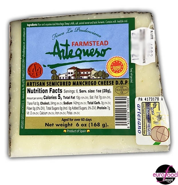 Manchego Cheese Artequeso