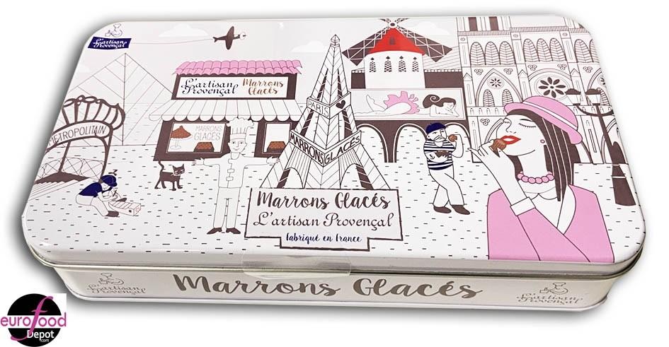 Marrons Glaces L'artisan provençal Candied Chestnuts (160g/5.64oz)