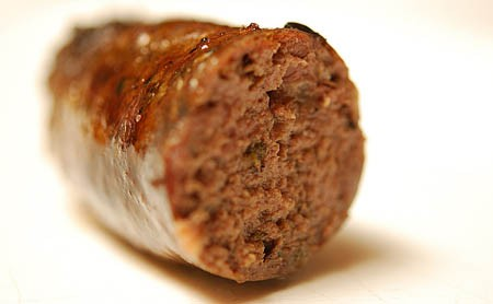 "Merguez ""la vraie merguez"" - Lamb sausage Fabrique delices - 6 Link Pack (0.75 Lb) All natural"