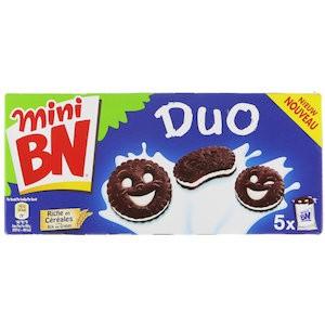 Mini BN Choco Duo 190g (6.7 oz)