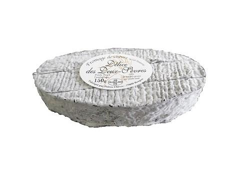 Delice des Deux-Sevres goat cheese (5.9 Oz/150g)