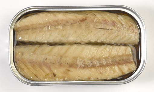 Filete Of mackerel: in oil of virgin olive - Morgada 4.4oz