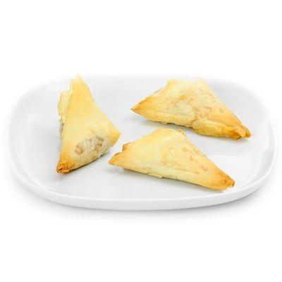 12 Mushroom Risotto Triangles