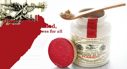 Premium Moutarde de Meaux® Pommery® (3.5oz/100g)
