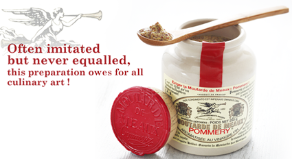 Prenium Moutarde de Meaux® Pommery® (8.8Floz/250g)