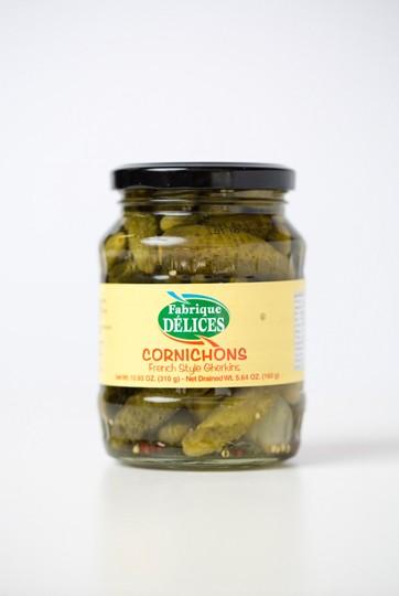 French Cornichons Fabrique Delices (10.93 oz/310g)