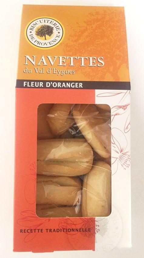Navettes fleur d oranger du val d Eygues (7.76 Oz/ 220 g)