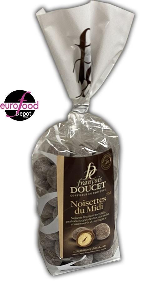 Les Noisettes du Midi chocolates by Francois Doucet