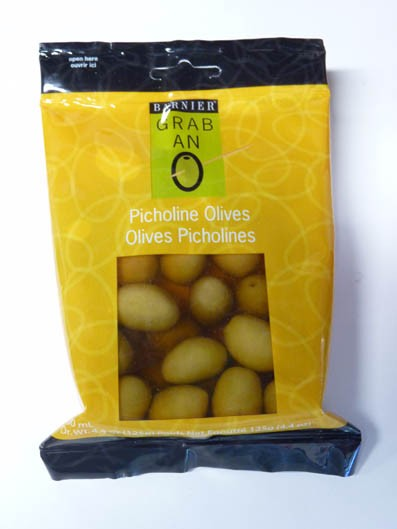 French Green olives Picholines (4.4oz/125g)