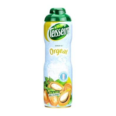 Teisseire Orgeat Syrup - Concentrated - (Orgeat) 20.3 fl.oz. 60cl