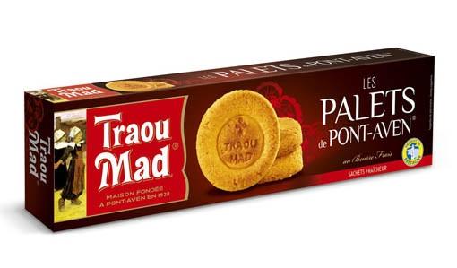 Traou Mad Palets de Pont-Aven 100g (3.53oz)