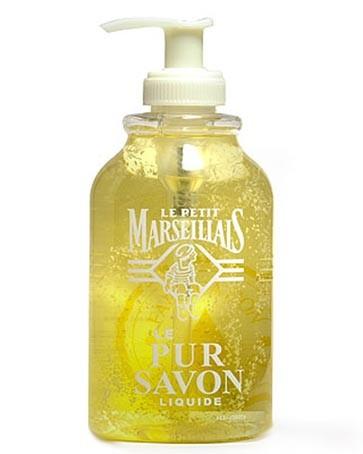 Le Petit Marseillais - French pure liquid soap (10oz/300ml)