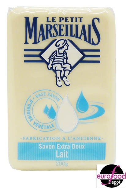 Le Petit Marseillais Milk Soap bar (200g)